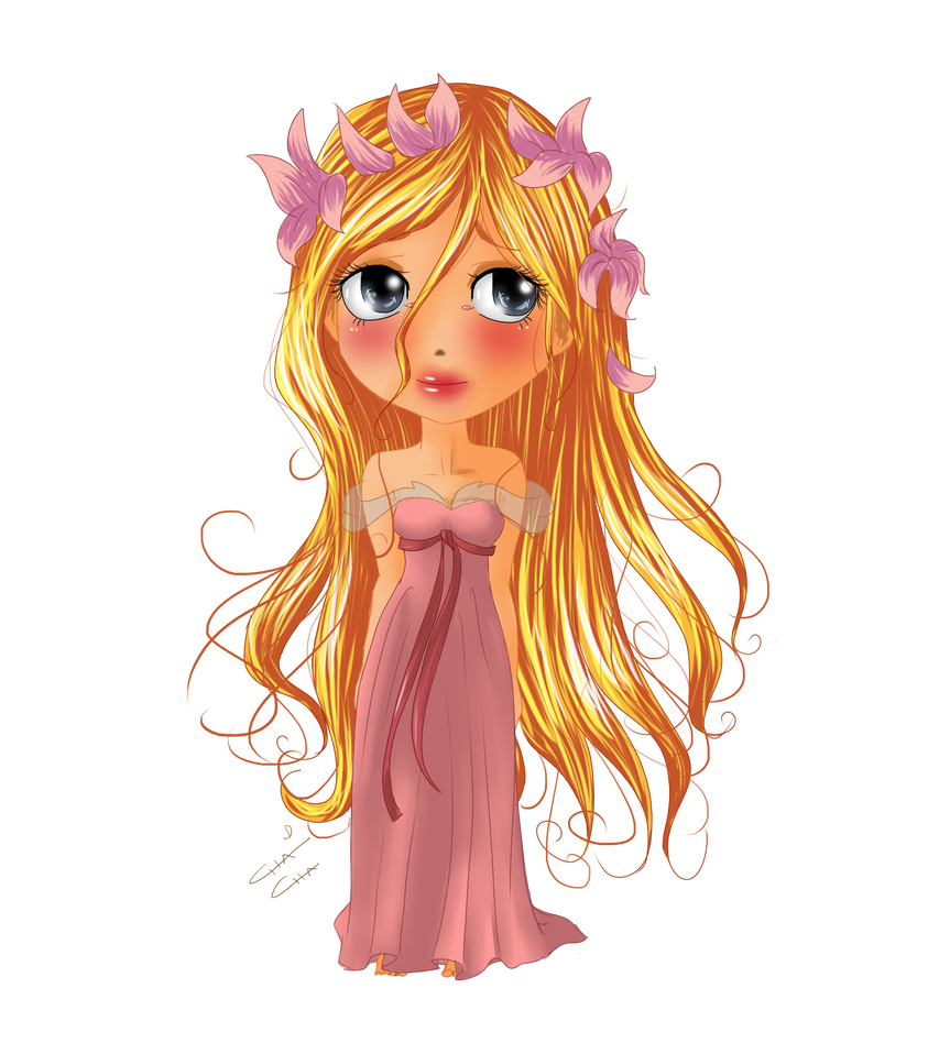 Enchanted drawing giselle. By misselysium on deviantart