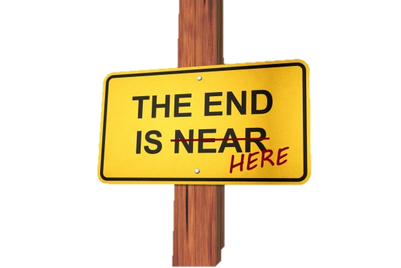 End of the world png. Is near transparent images