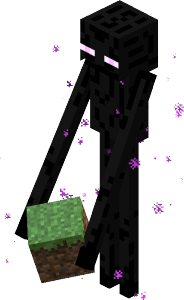 Enderman Drawing Giant Transparent & PNG Clipart Free Download - YA