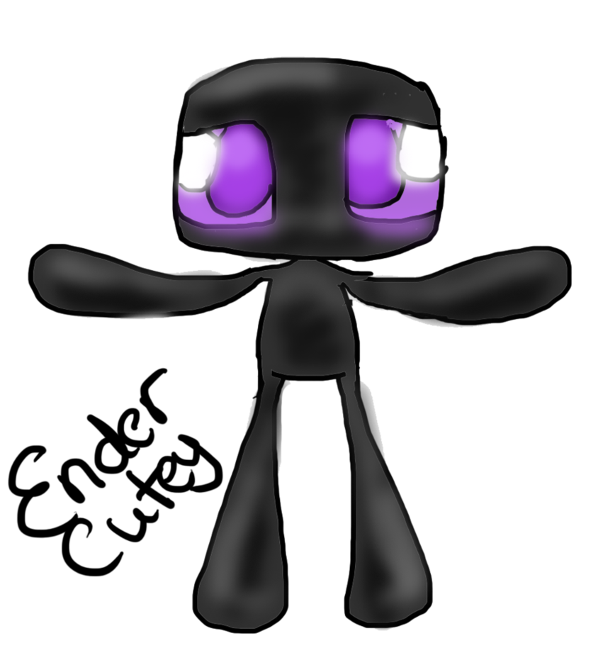 enderman drawing sketches