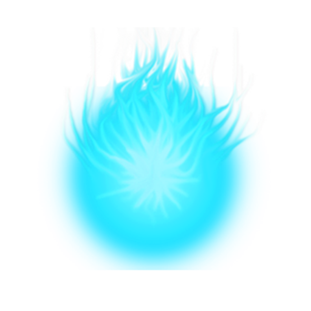 Ball special effects light. Energy transparent blue clipart transparent library