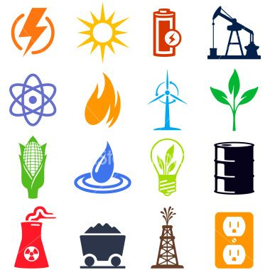 Energy clipart energy source. Alternative and traditional sources