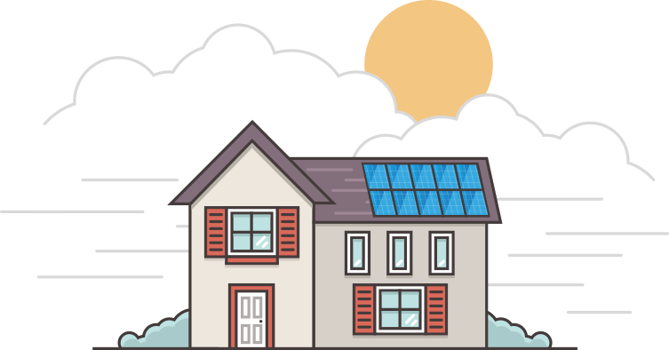 Solar panel clipart solar power. How does energy work