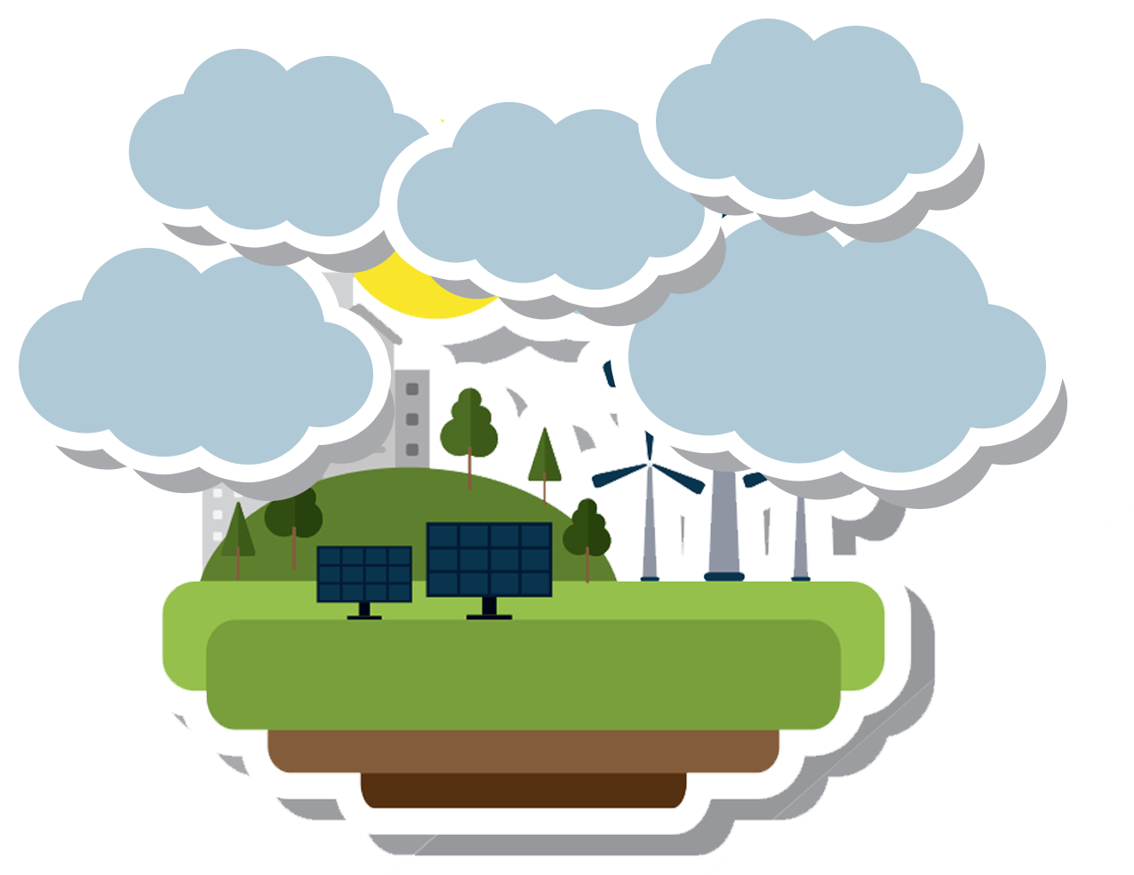 Solar panel clipart energy source. Is worth it letsgosolar