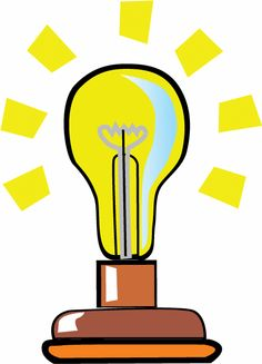 Light . Lighting clipart energy graphic free stock