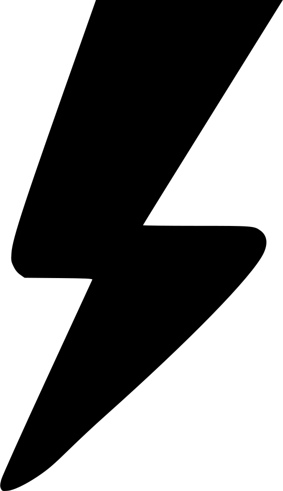 Energy icon png. Electric electricity power svg