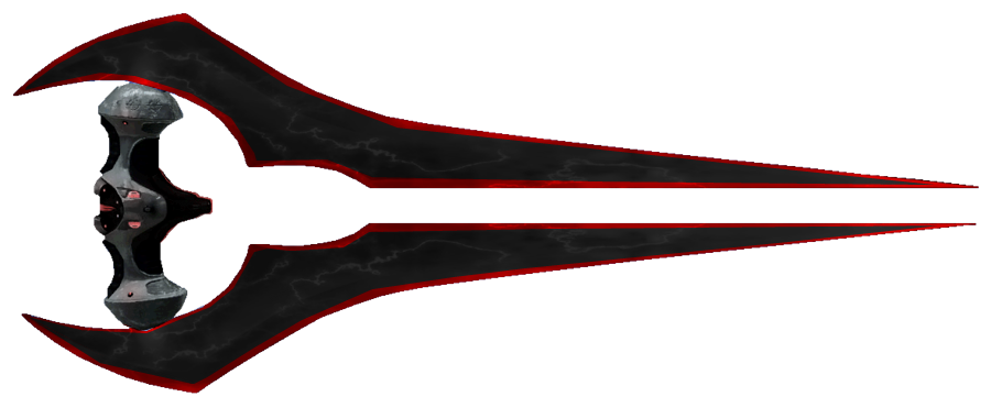 Vector halo energy sword. Image war s void
