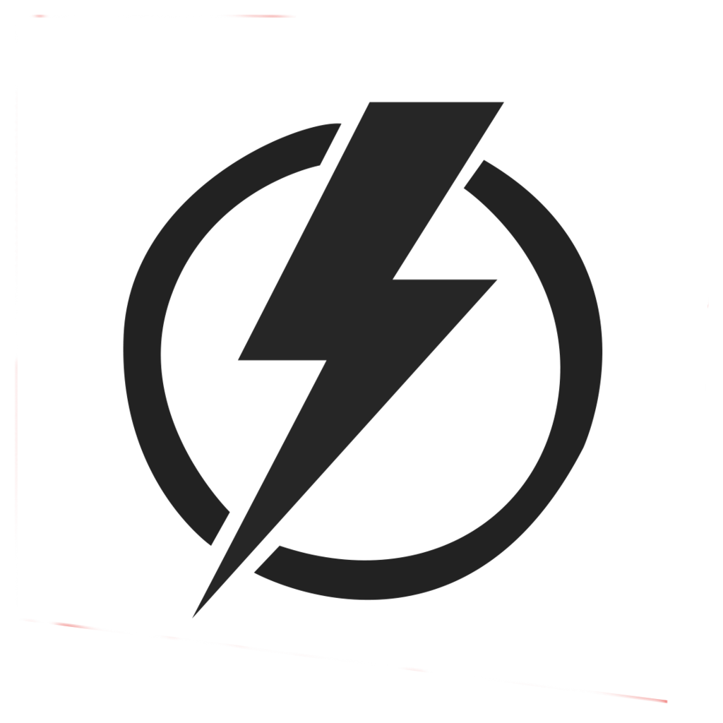 Energy transparent electrical. Electricity computer icons symbol