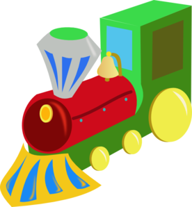 Engine clipart red train. Blue panda free images