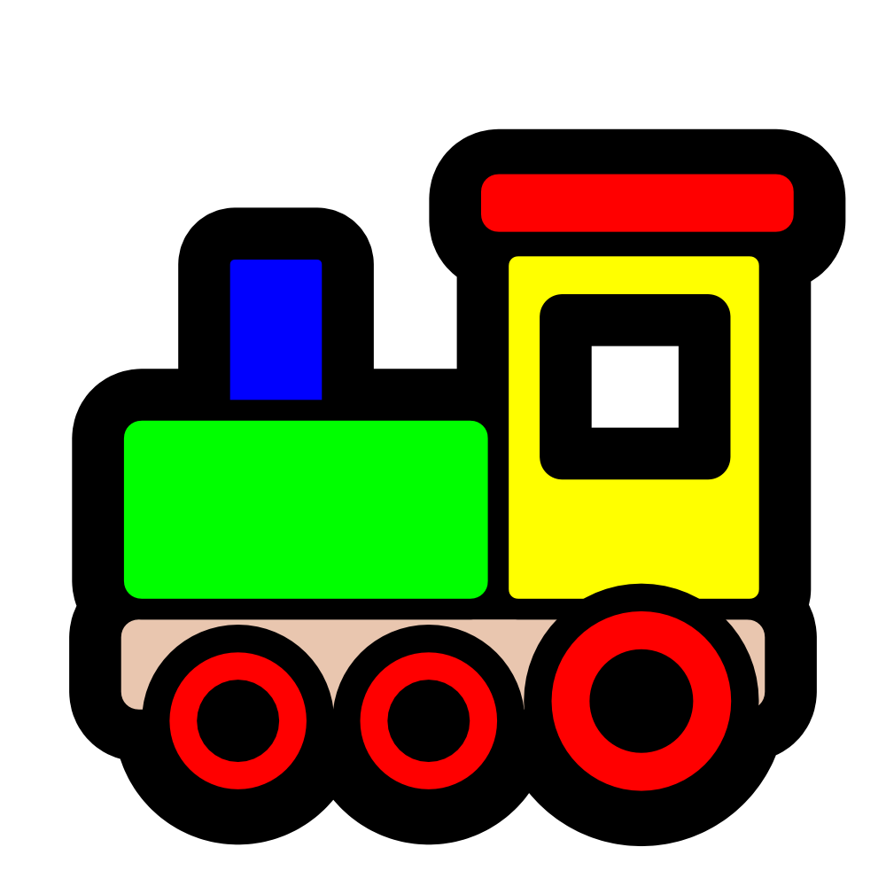 Engine clipart twin turbo. Free choo train images