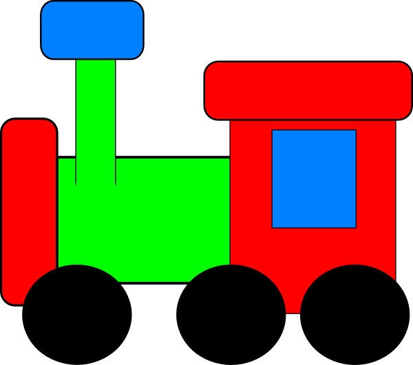 Engine clipart kid. Free train images for