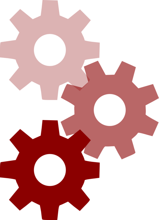 Cogs vector mechanical. Gear engineering computer icons