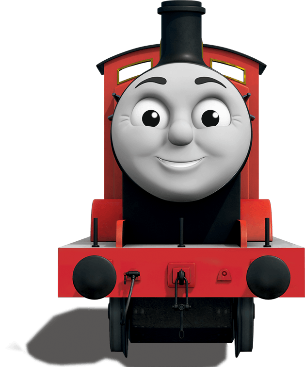 Engine clipart red train. Meet the thomas friends