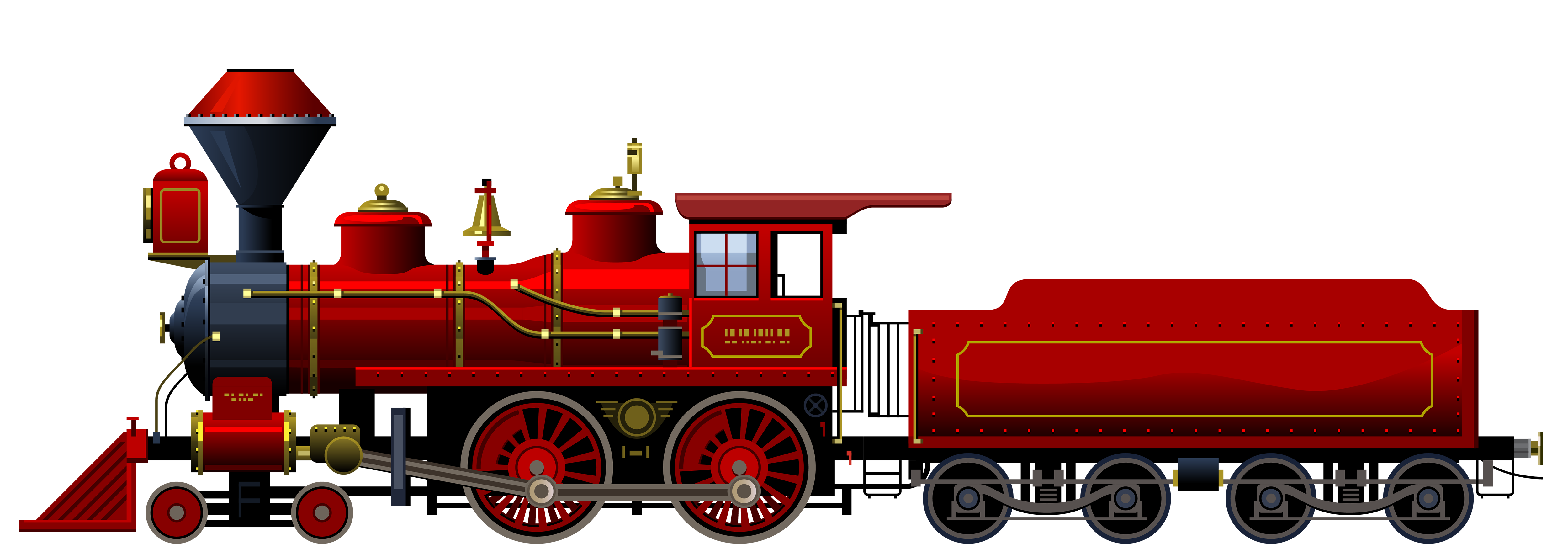 Engine clipart red train. Best free lo otive
