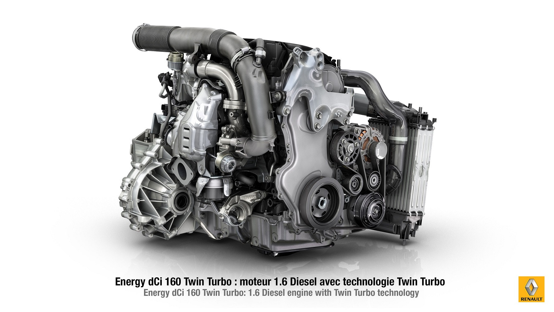 Engine clipart twin turbo. The l dci released