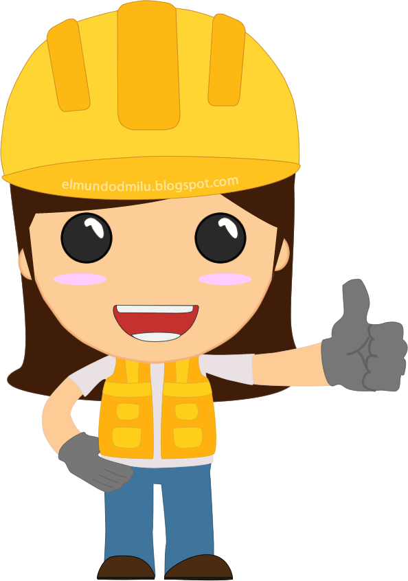 Engineer clipart female engineer. Professions designs pinterest