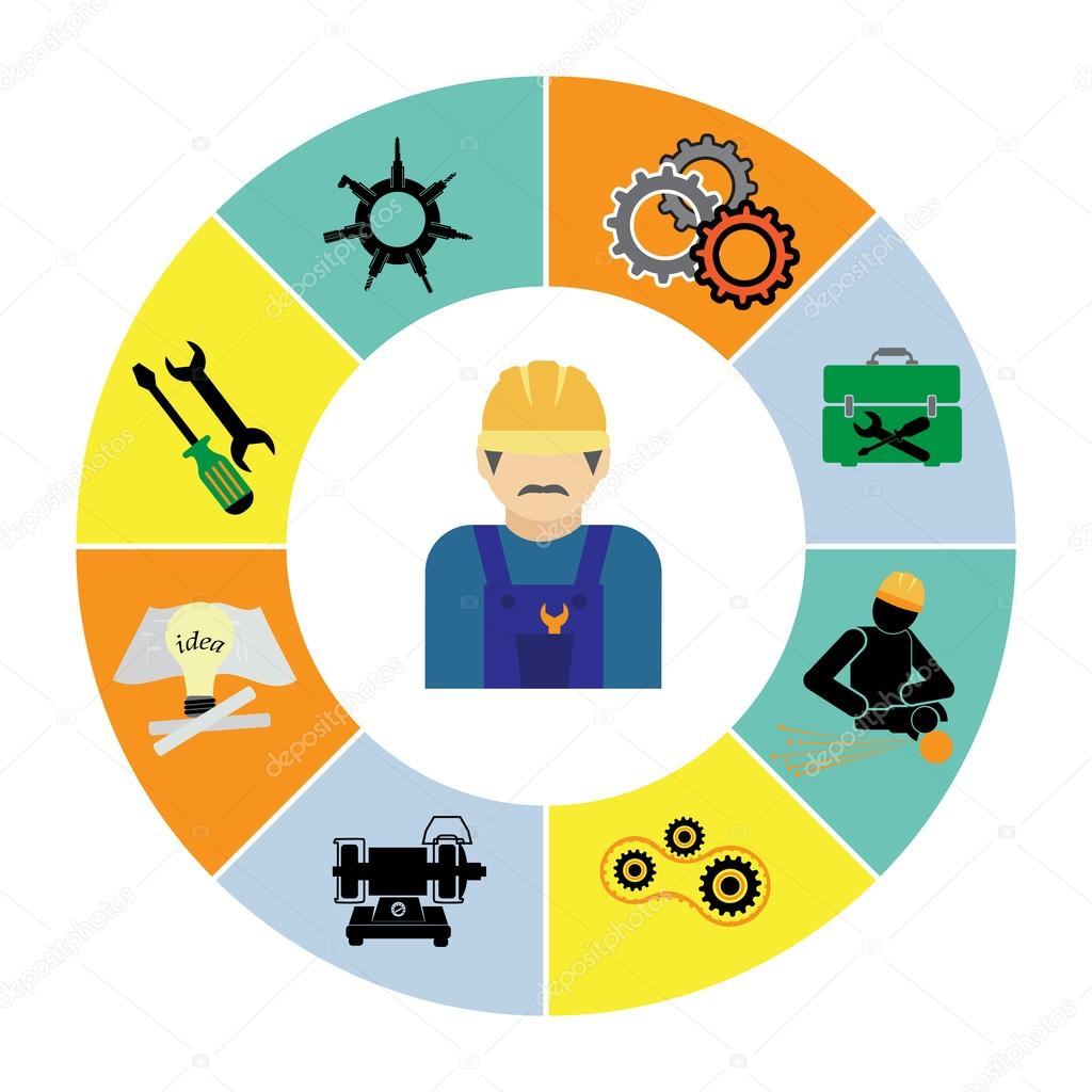 engineering clipart engineering management
