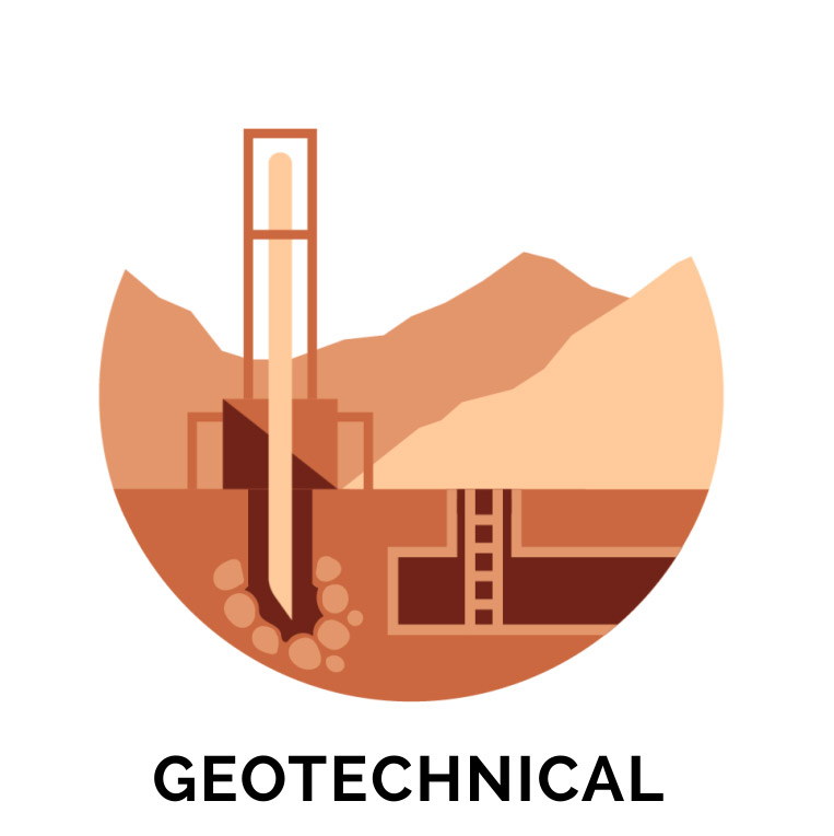 Image result for geotechnical clipart