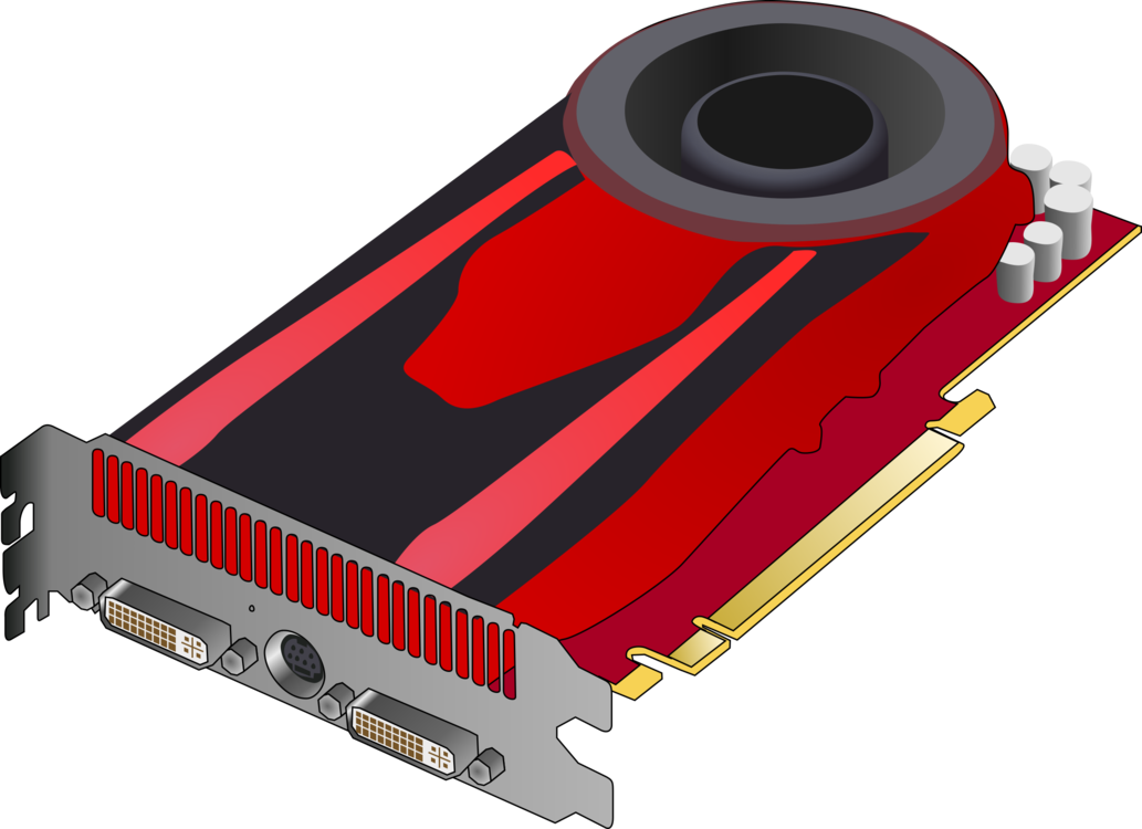 Engineering clipart hardware. Graphics cards video adapters