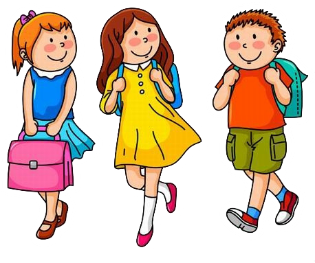 English clipart child. School clip art class