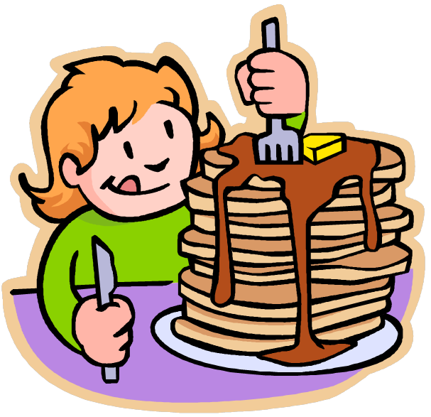 Pancake clipart pajama. English exercises module a