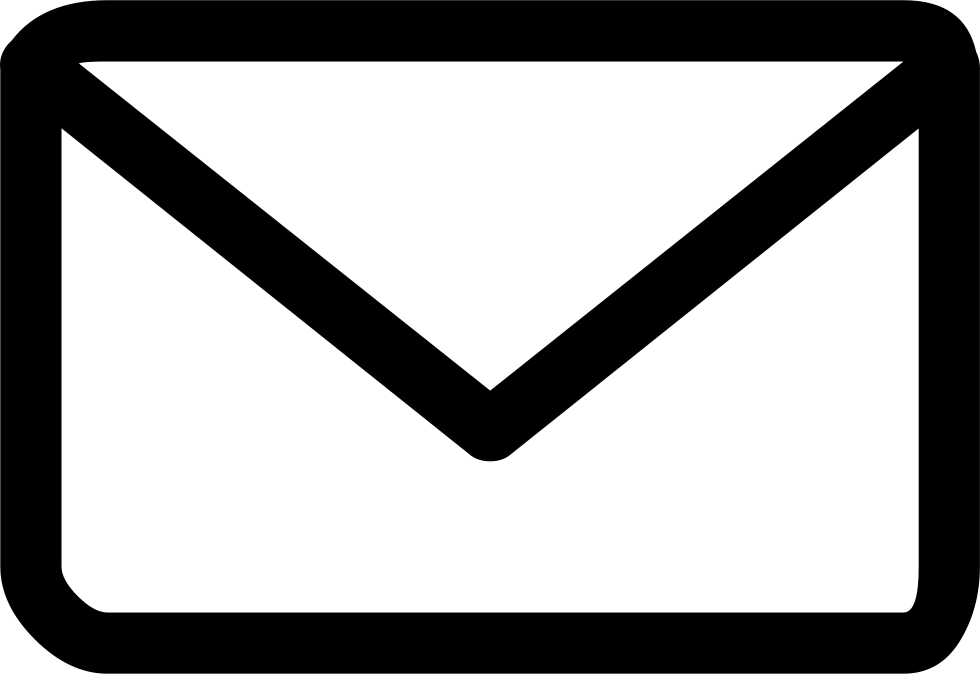 Envelope clipart svg. Png icon free download