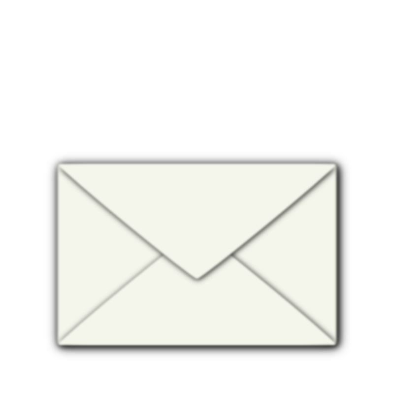 Envelope transparent real. Download free png image