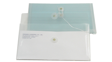 Envelope transparent clear. Winnable expanding poly envelopes