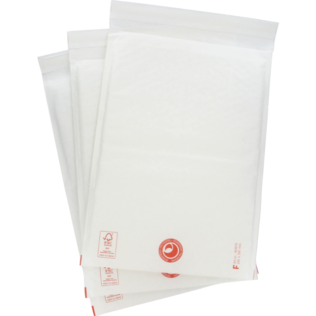 Envelope transparent packaging