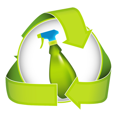Environment vector business. Chemical detergents and their