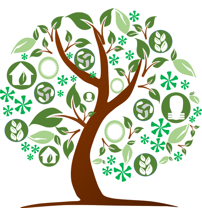 Environment vector clipart. Graphic free stock