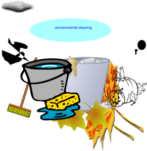 Environment vector clean. The clip art at