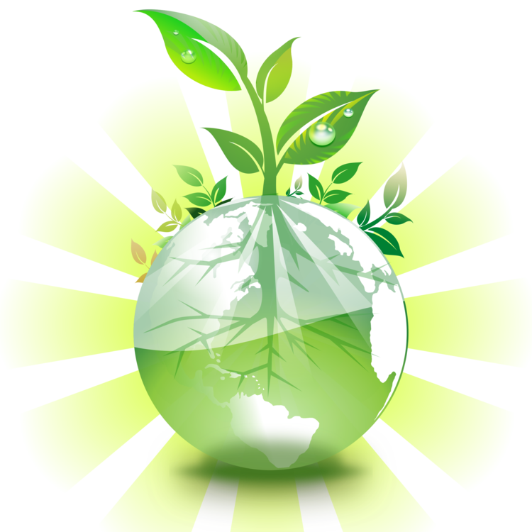 Environment vector clipart. Earth natural planet sustainability