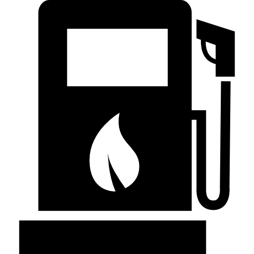 Environment vector fuel. Ecological bomb icons free