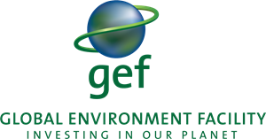 Environment vector logo. Gef global facility eps