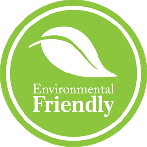 Environment vector logo. Environmental friendly pdf free