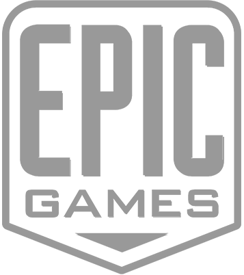 Epic games logo png. Ziva dynamics home chief