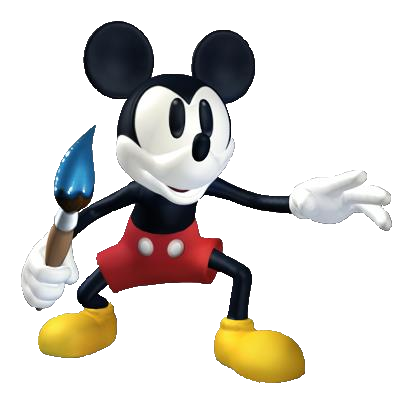 Epic mickey logo png. Mouse wiki fandom powered