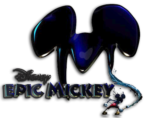 Epic mickey logo png. Clipart