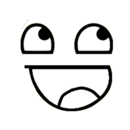 Epic smiley png. Face roblox