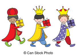 Three stock photo images. 3 clipart kings jpg library stock