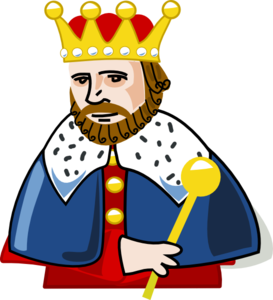 King clipart old king. Solo clip art at
