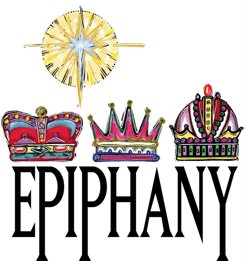 Epiphany clipart kings. The traditional date of