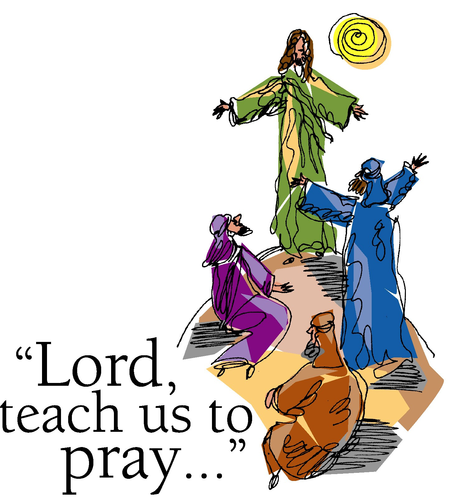 Epiphany clipart lord. Sermon on the mount