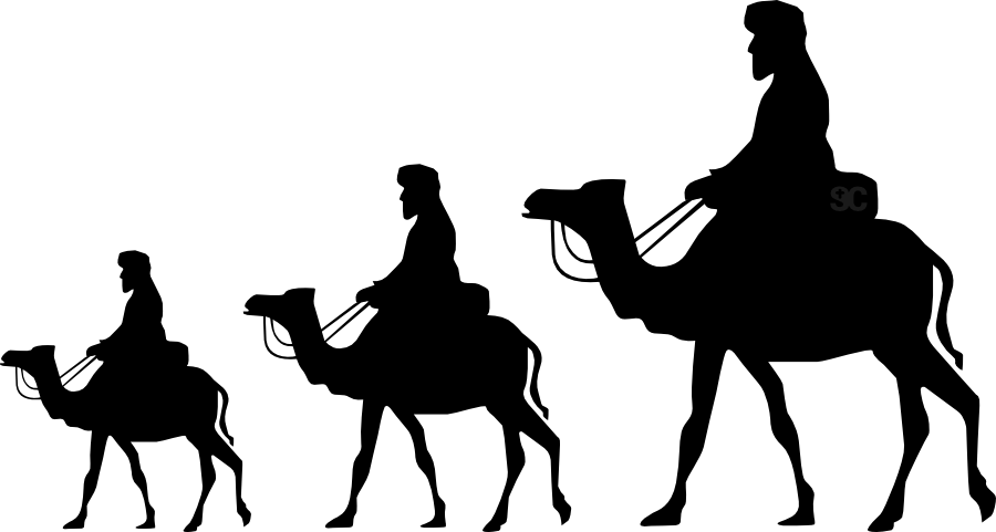 Epiphany clipart kings. Feast of the saturday