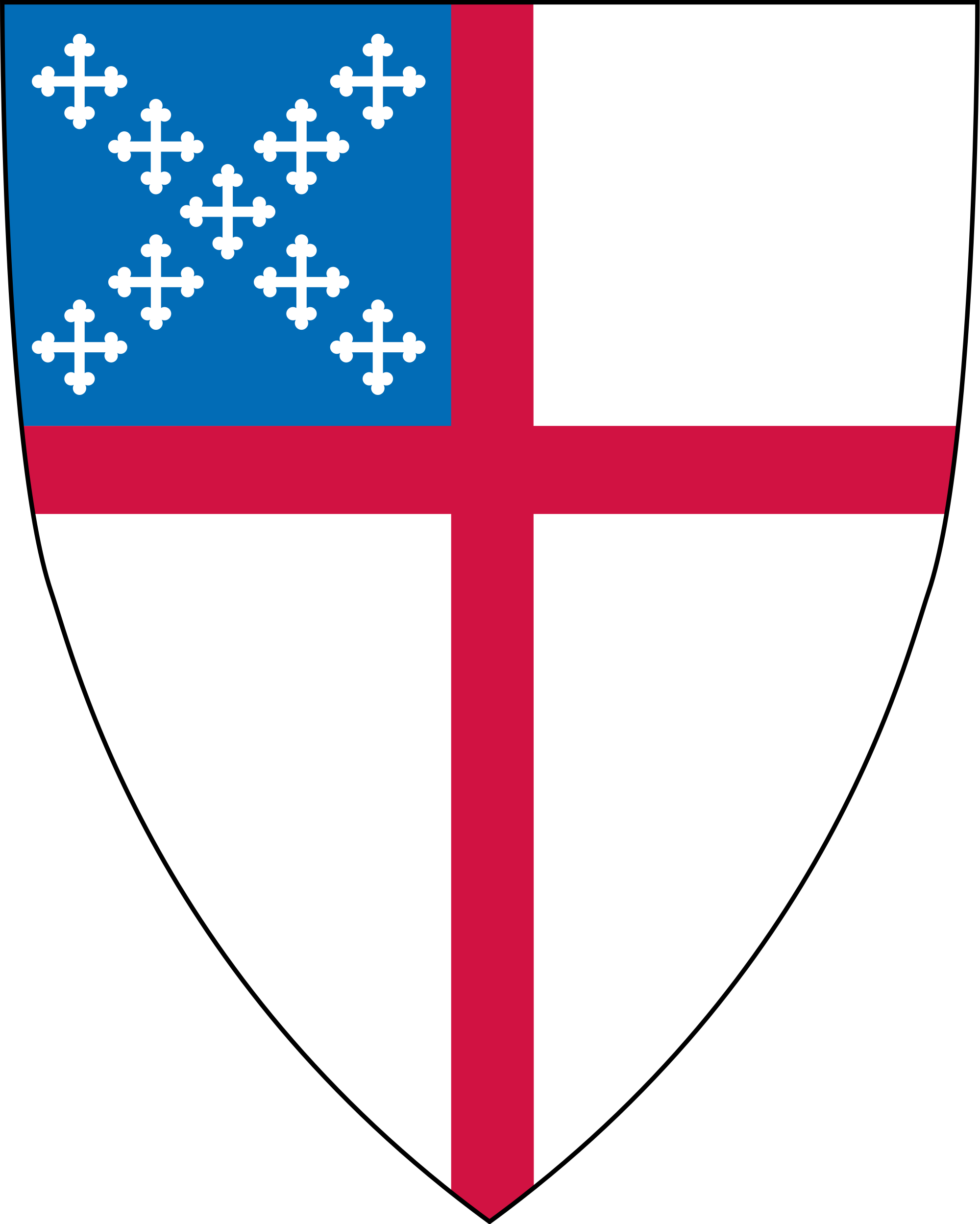 Episcopal shield png. File of the us