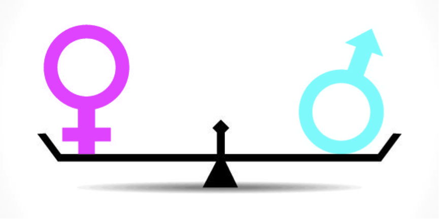 Equal clipart gender inequality. Equality in amslife a