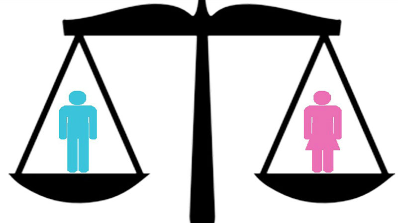 Equal clipart gender inequality. To achieve equality we