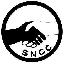 Student nonviolent coordinating committee. Woman clipart protest clip library stock