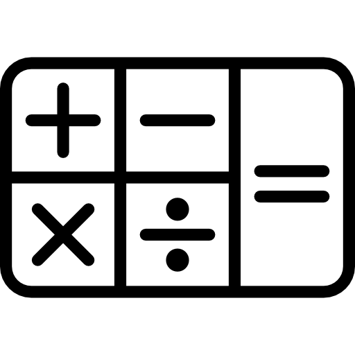 Equal clipart subtraction sign. Multiplication mathematics maths division